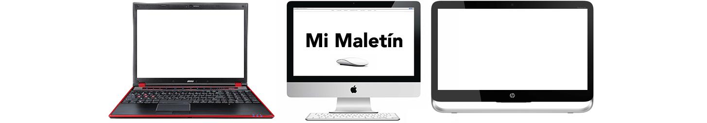 Cuenta Mi Maletin de mi disco virtual
